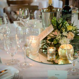 Декоры для праздничного стола