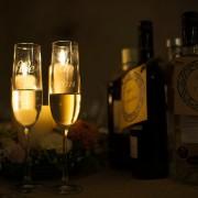 Champagne glasses (3)