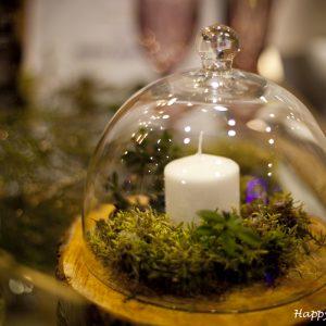 Happy moments_ stikla kupols