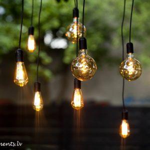 Lampiņas/Gaisma