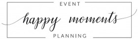 Event agency happy moments offers different services for your special events